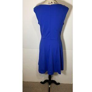 Cynthia Rowley Dresses - Cynthia Rowley Fit & Flare Sleeveless Zip